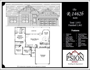 1462 Rambler Floor Plan