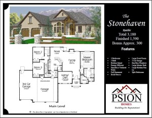 1590 Rambler Floor Plan