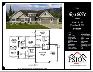 1607 Rambler Floor Plan